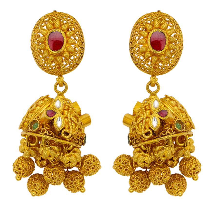Best Gold Ornaments, Latest Jewellery Designs Stores in Kerala